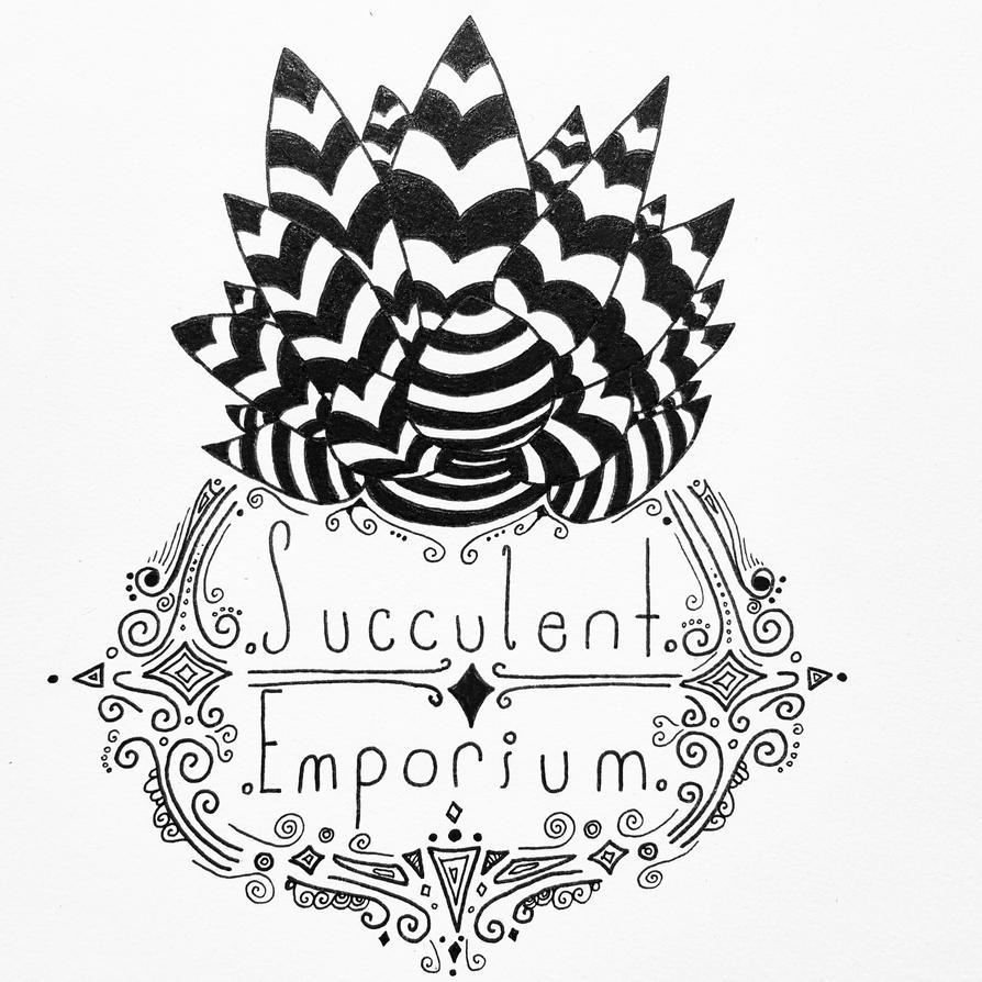 Succulent Emporium by ijikana