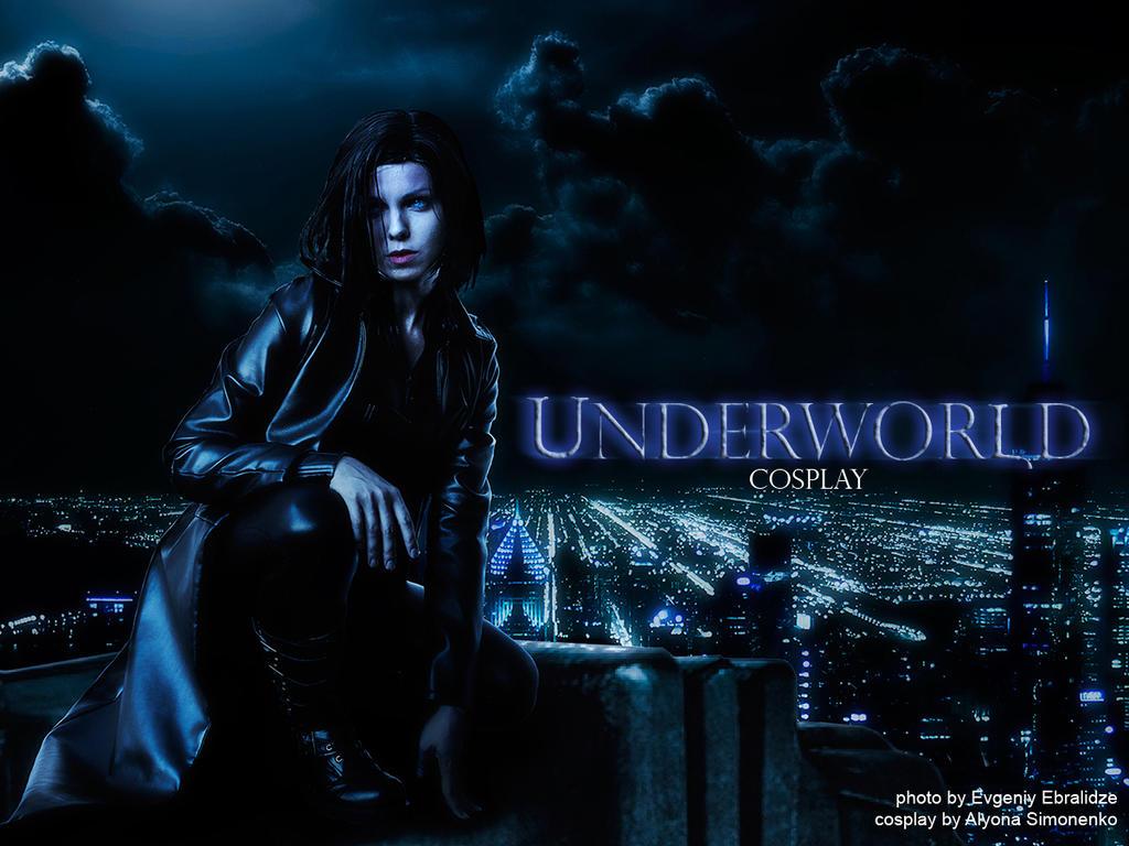 underworld wallpaper b... Underworld Evolution Wallpaper