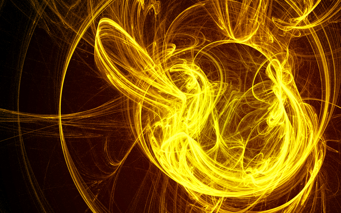 Abstract Yellow by JohnTuley