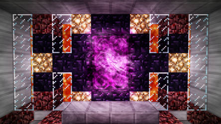 Minecraft - Welcome To The Nether by JohnTuley