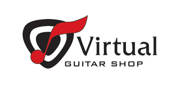 Logo Virtual Guitar Shop By Reusmachado
