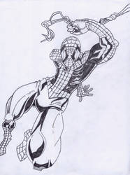 Spider-Man - Original by Skullhead881