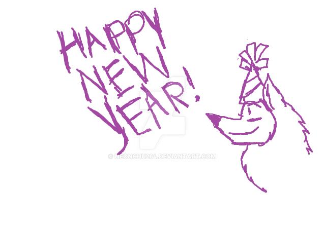 Happy New Year! by Neonchu264