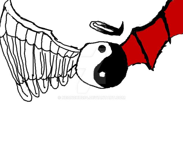 Yin Yang by Neonchu264