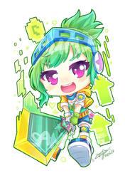 My Arcade Riven by AyaNagisa