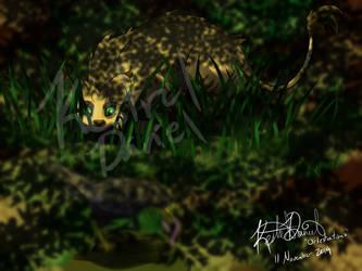 Warrior Cat of the Week: Lionheart by kestreldaniel