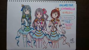 Idolmaster Cinderella Girls- New Generations