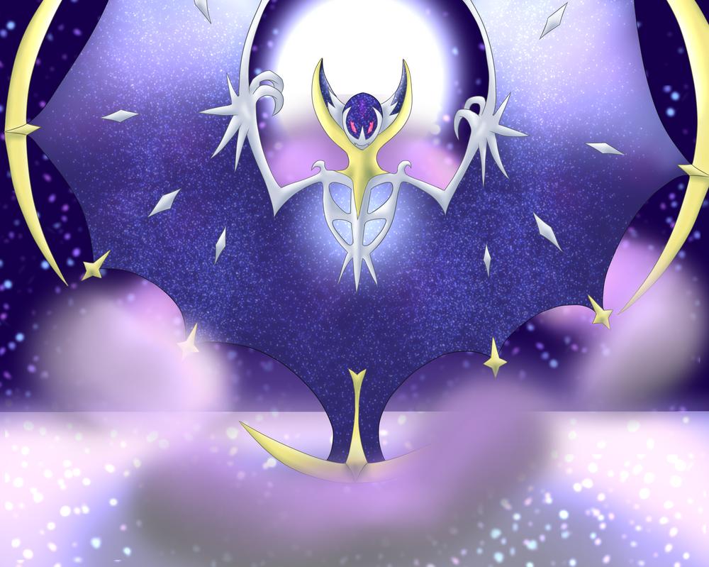 pokemon_sun_and_moon__lunala_by_emeraldc