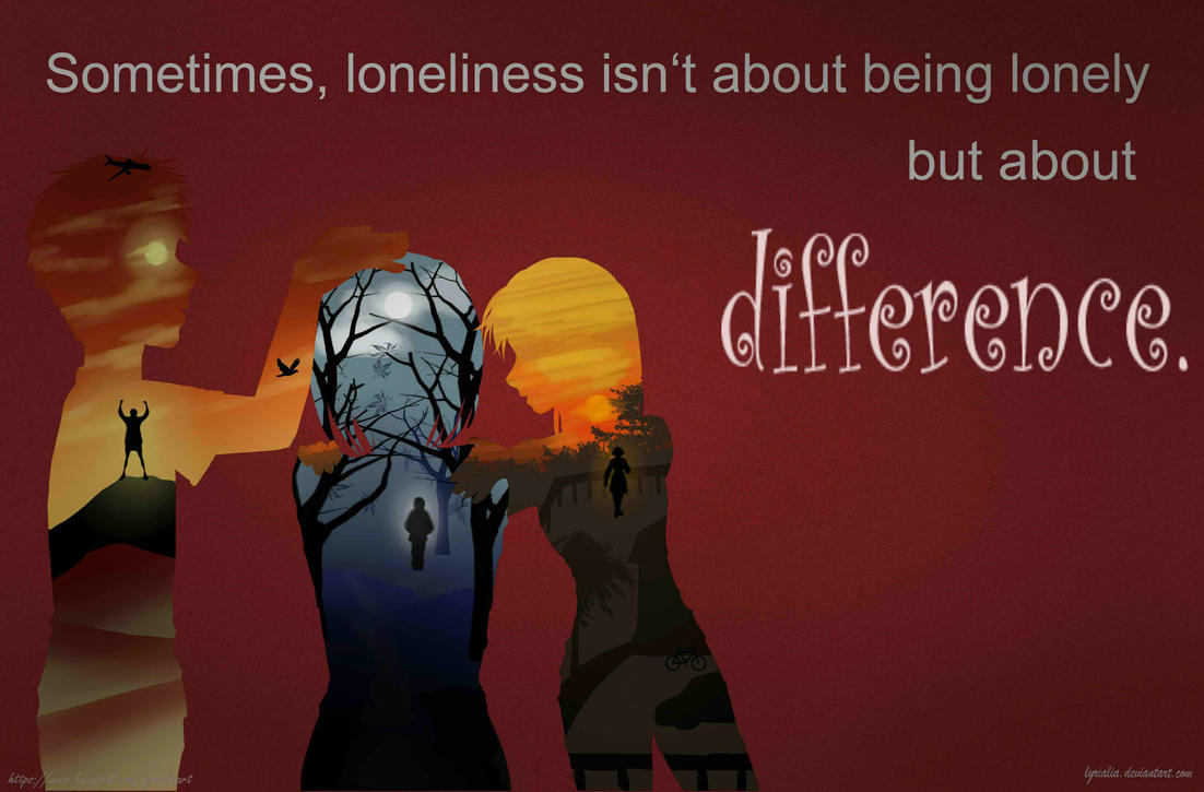 Difference by Lyrialia