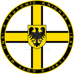 Teutonic Knights Coat of Arms Seal