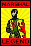 William Marshal - Legend Poster V2