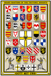 Teutonic Knights Grand Masters Poster