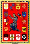 Crusader Poster
