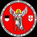 Knights Templar Angel Seal - William Marshal Store