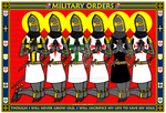 Military Orders Praying - William Marshal Store.co