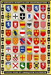 Knights Hospitaller Grandmasters 13x19 Poster