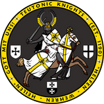 Teutonic Knights Charging Seal (image for T-shirt)