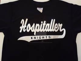 Knights Hospitaller Baseball Jersey
