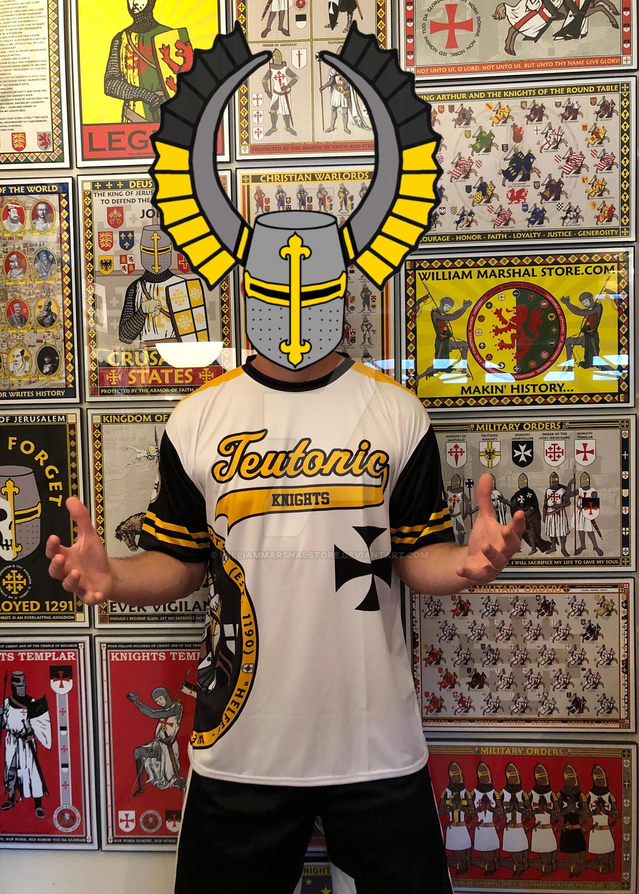 Teutonic Knight Jersey
