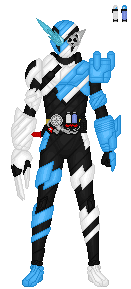 Kamen Rider Build RocketPanda by TerranMarine117
