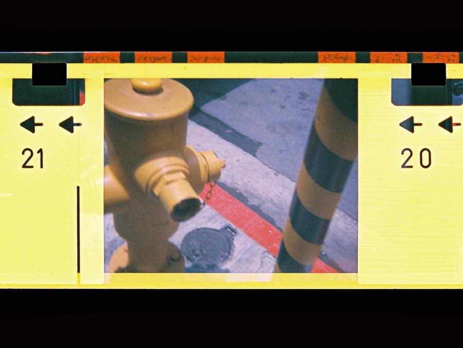Fire Hydrant - 110 film by roadkillmaniac