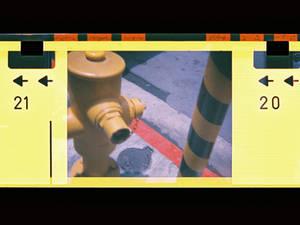 Fire Hydrant - 110 film