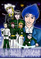 Intergalacticos by MCS985