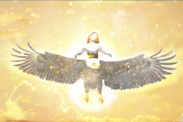 Spiritual Eagle