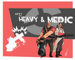 Meet the Heavy and Medic