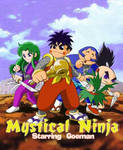 Mystical ninja Goman