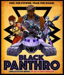 BlackPanthroPoster 2019