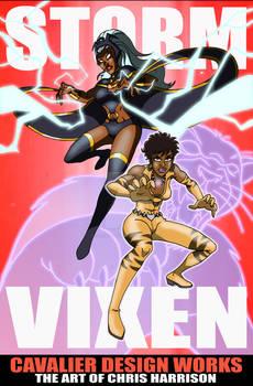 Storm-Vixen