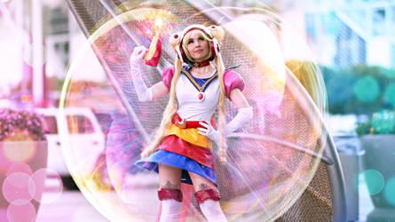 Sailor Moon Retro version by azulettecosplay