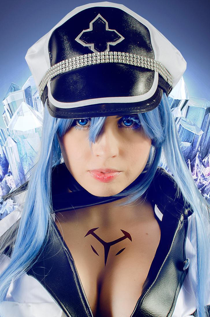 Esdeath From Akame Ga Kill By Azulettecosplay On Deviantart