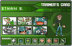 My trainer card by KeepingPokemonEpic