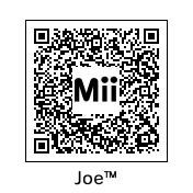 Joe mii by KeepingPokemonEpic