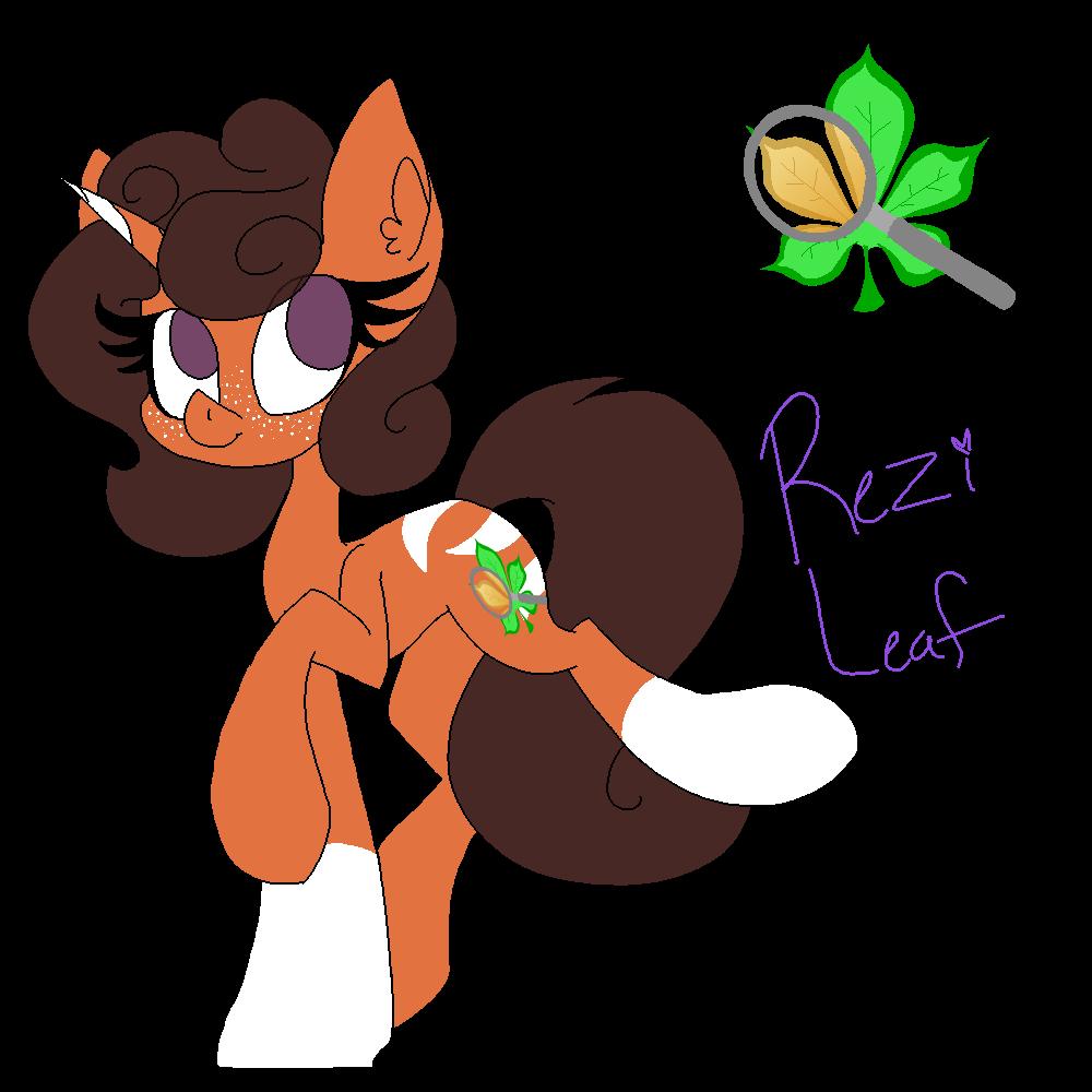 Rezi Leaf by SpaazleDazzle
