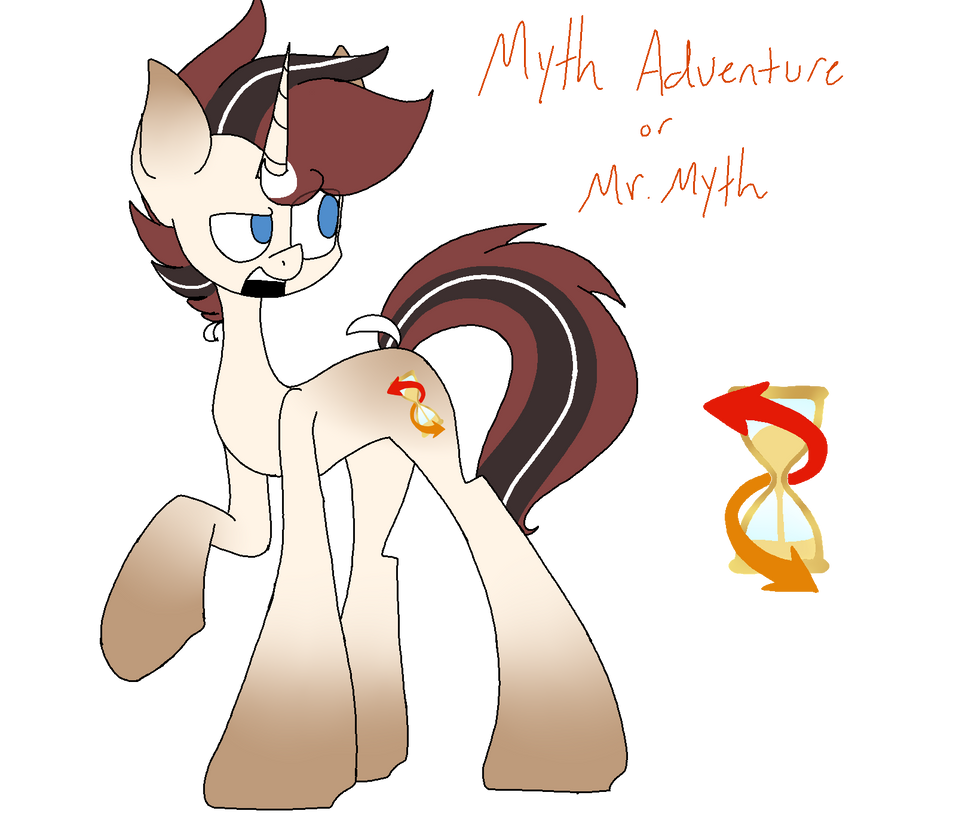 Myth Adventure by SpaazleDazzle