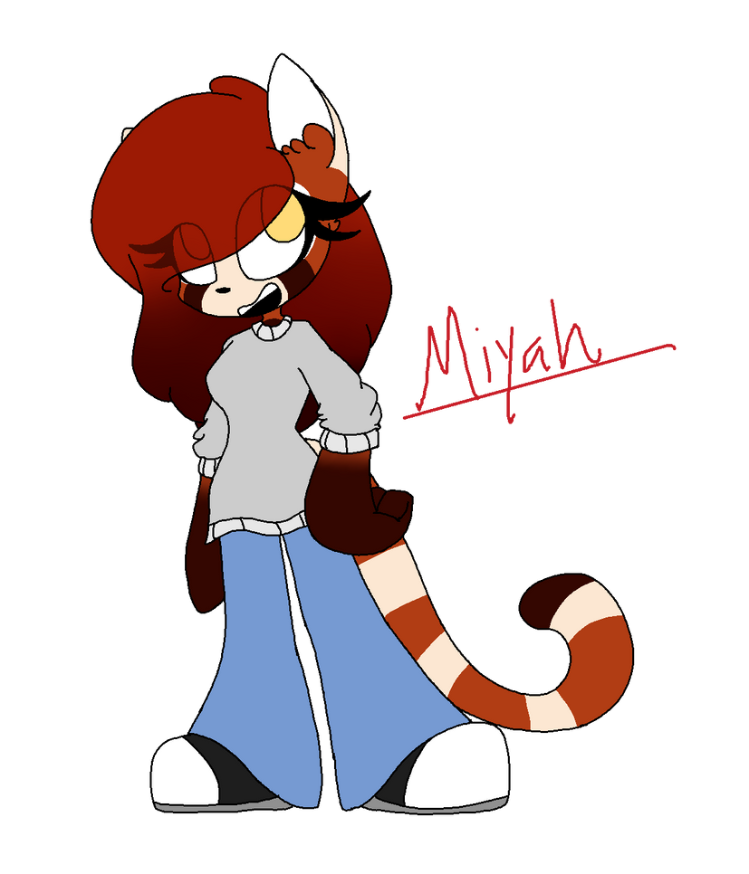 Miyah by SpaazleDazzle