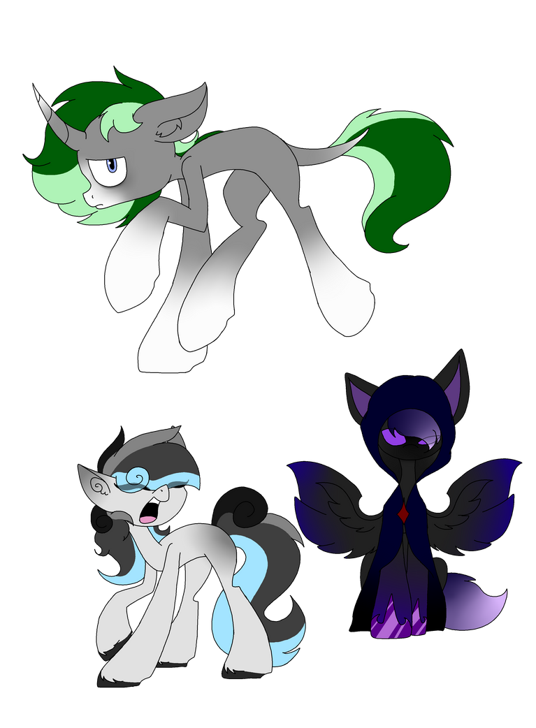 (Closed) MLP Adopts by SpaazleDazzle