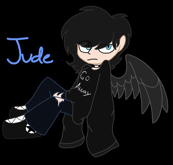 Jude by SpaazleDazzle