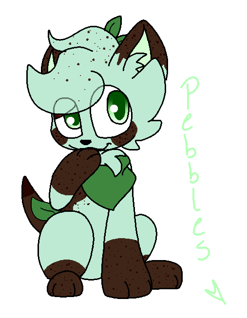 Pebbles by SpaazleDazzle