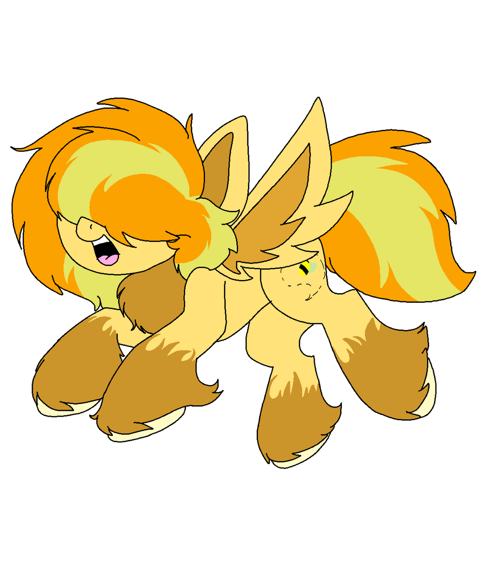 Bumble Shine (With Speedpaint!) by SpaazleDazzle