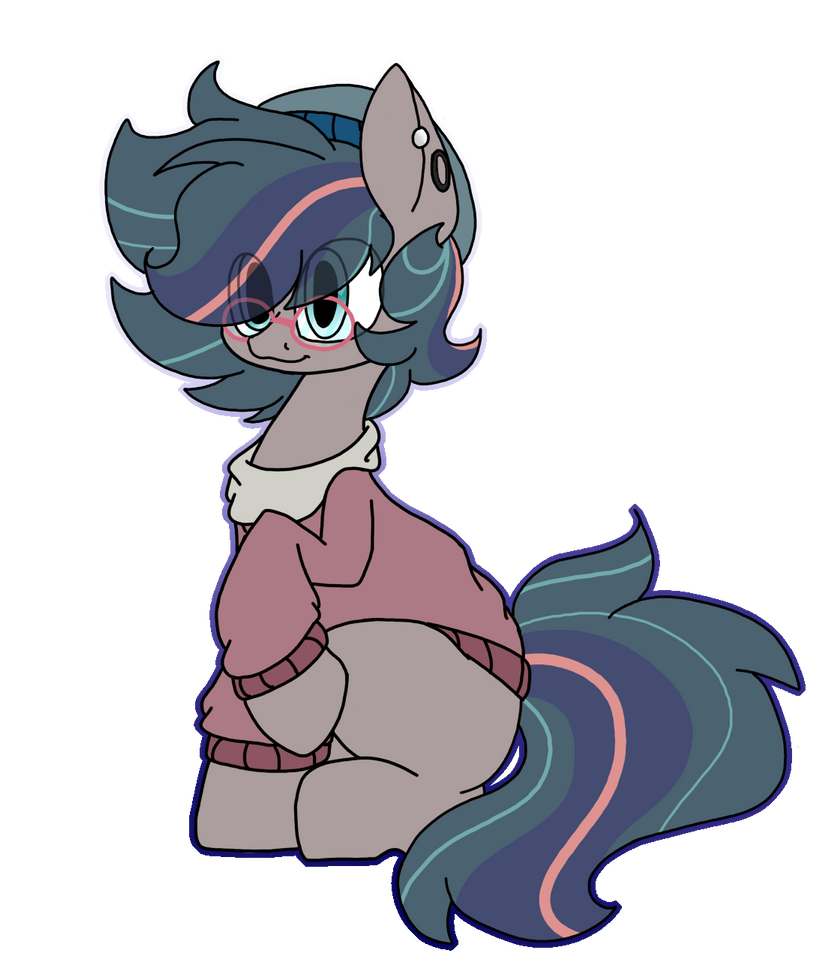 MLP Hipster Adopt Closed by SpaazleDazzle