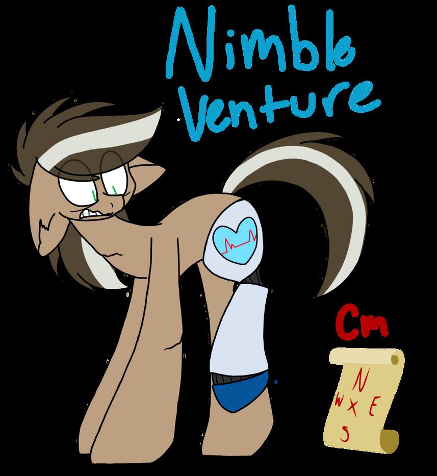 Nimble Venture by SpaazleDazzle