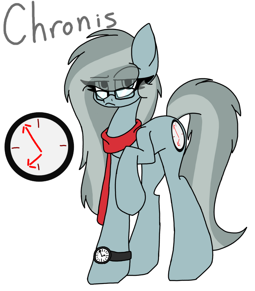 Chronis by SpaazleDazzle
