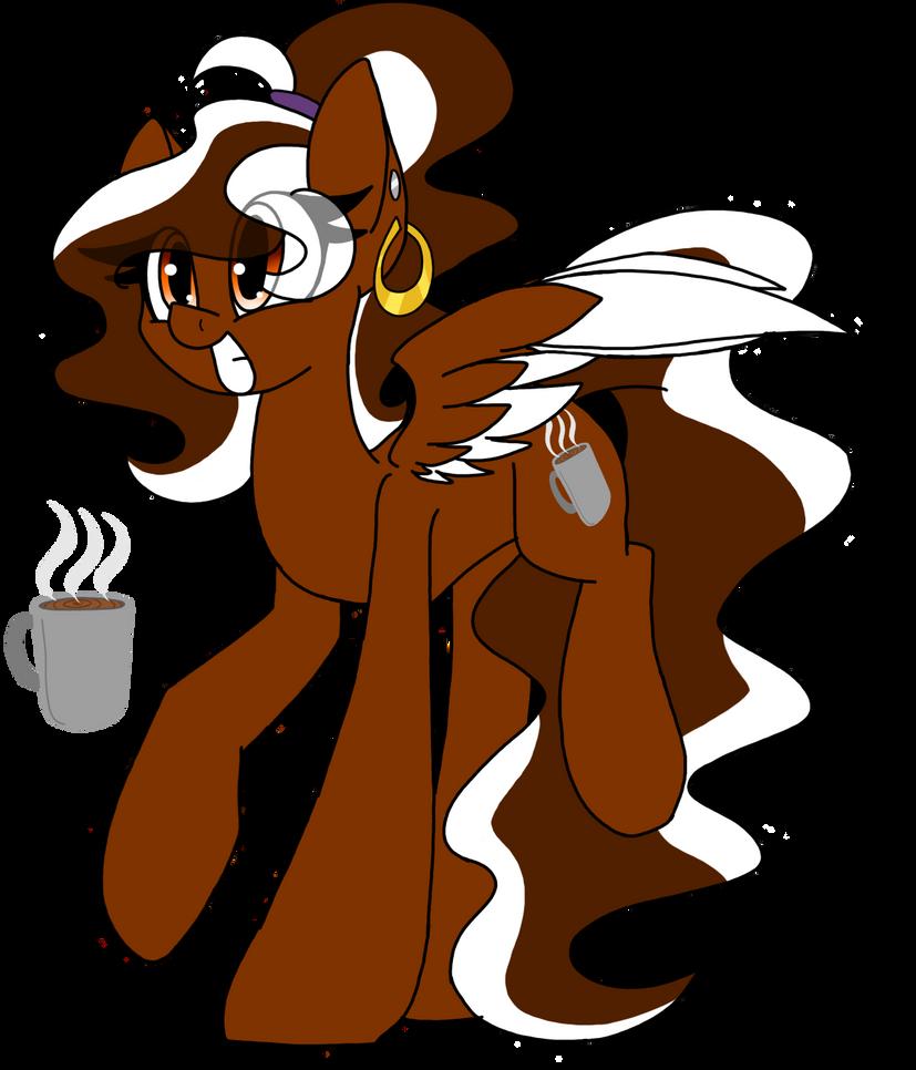 Toffee Twirl by SpaazleDazzle