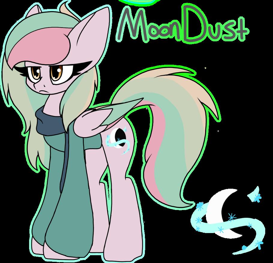 MoonDust by SpaazleDazzle