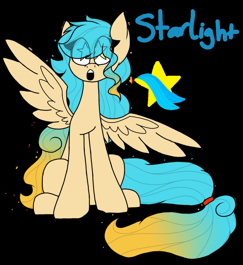 Starlight by SpaazleDazzle