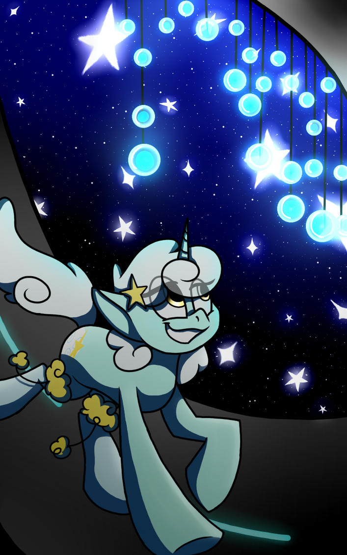 Land Of Stars by SpaazleDazzle